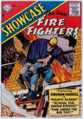 Silver Age (1956-1969):Adventure, Showcase #1 Fire Fighters (DC, 1956) Condition: Apparent VG....