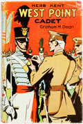 Books:Children's Books, Graham M. Dean. Herb Kent. West Point Cadet. Chicago:Goldsmith, [1936]. Publisher's cloth and original dust jacket....