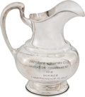 Golf Collectibles:Medals/Jewelry, 1916 Cherokee Country Club Invitational Tournament Trophy Won byBobby Jones....