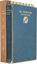 Books:Biography & Memoir, Oscar Wilde. De Profundis. London: Methuen and Co., [1905].First edition, first issue with publisher's catalogue da...