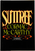 Books:Literature 1900-up, Cormac McCarthy. Suttree. New York: Random House, [1979].First edition, first printing. ...