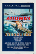 "Movie Posters:War, Midway (Universal, 1976). One Sheet (27"" X 41"") Flat Folded. War....."