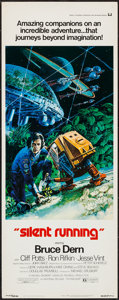 "Movie Posters:Science Fiction, Silent Running (Universal, 1972). Insert (14"" X 36""). ScienceFiction.. ..."