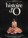 "Movie Posters:Adult, The Story of O (S.N. Prodis, 1976). French Grande (45.5"" X 61""). Adult.. ..."