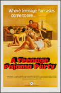 """Movie Posters:Adult, A Teenage Pajama Party (VEP, 1977). One Sheets (10) (25"""" X 38"""") Flat Folded. Adult.. ... (Total: 10 Items)"""