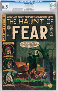 Golden Age (1938-1955):Horror, Haunt of Fear #5 (EC, 1951) CGC FN+ 6.5 Cream to off-whitepages....