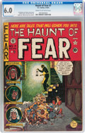 Golden Age (1938-1955):Horror, Haunt of Fear #7 (EC, 1951) CGC FN 6.0 Cream to off-white pages....