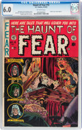 Golden Age (1938-1955):Horror, Haunt of Fear #15 (EC, 1952) CGC FN 6.0 Off-white pages....
