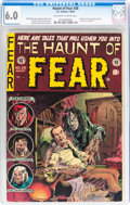 Golden Age (1938-1955):Horror, Haunt of Fear #26 (EC, 1954) CGC FN 6.0 Off-white to whitepages....