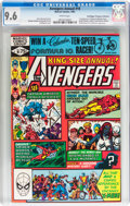 Modern Age (1980-Present):Superhero, The Avengers Annual #10 Don/Maggie Thompson Collection pedigree(Marvel, 1981) CGC NM+ 9.6 White pages....