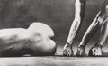 Photographs, EIKOH HOSOE (Japanese, b. 1933). Man and Woman #24, 1960. Gelatin silver, 1987. 6 x 10 inches (15.2 x 25.4 cm). Signed a...