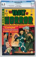 Golden Age (1938-1955):Horror, Vault of Horror #14 (EC, 1950) CGC FN+ 6.5 Off-white to whitepages....