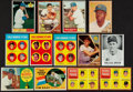 Baseball Cards:Lots, 1960 - 1963 Topps & Leaf Baseball Collection (300+) With HoFRookies & High Numbers! ...