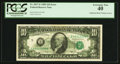 Error Notes:Major Errors, Fr. 2027-E $10 1985 Federal Reserve Note. PCGS Extremely Fine 40.....