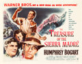 "Movie Posters:Film Noir, The Treasure of the Sierra Madre (Warner Brothers, 1948). HalfSheet (22"" X 28"") Style A.. ..."