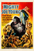 "Movie Posters:Horror, Mighty Joe Young (RKO, 1949). One Sheet (27"" X 41"") Style C.. ..."