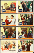 "Movie Posters:Comedy, Harvey (Universal International, 1950). Lobby Card Set of 8 (11"" X14"").. ... (Total: 8 Items)"