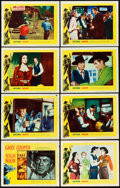 "Movie Posters:Western, High Noon (United Artists, 1952). Lobby Card Set of 8 (11"" X 14"").. ... (Total: 8 Items)"