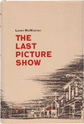 Books:Literature 1900-up, Larry McMurtry. The Last Picture Show. New York: The DialPress, 1966. First edition. Inscribed by the author on t...