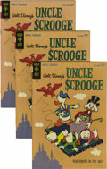 Silver Age (1956-1969):Cartoon Character, Uncle Scrooge #50 Multiple Copies (Gold Key, 1964) Condition: Average VF. Twenty copies are included here. Overstreet 2006 V... (Total: 20)