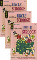 Silver Age (1956-1969):Cartoon Character, Uncle Scrooge #54 Multiple Copies Group (Gold Key, 1964) Condition: Average VF. Eighteen copies are included here. Overstree... (Total: 18)