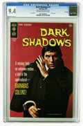 Silver Age (1956-1969):Horror, Dark Shadows #2 File Copy (Gold Key, 1969) CGC NM 9.4 Off-white towhite pages. Photo cover. Joe Certa art. Overstreet 2006 ...