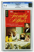 """Bronze Age (1970-1979):Miscellaneous, Family Affair #1-4 File Copies CGC Group (Gold Key, 1970). Allcomics in this group are CGC 9.4; page quality is certified """"...(Total: 4 Comic Books)"""