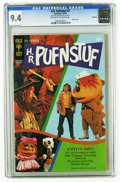 Bronze Age (1970-1979):Miscellaneous, H.R. Pufnstuf #1 File Copy (Gold Key, 1970) CGC NM 9.4 Off-white towhite pages. Photo cover. Overstreet 2006 NM- 9.2 value ...