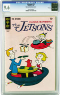 Bronze Age (1970-1979):Cartoon Character, The Jetsons #33 File Copy (Gold Key, 1970) CGC NM+ 9.6 Off-white towhite pages....