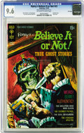 """Silver Age (1956-1969):Horror, Ripley's Believe It Or Not File Copies CGC Group (Gold Key,1965-74). All issues in this group have been certified with """"off...(Total: 10 Comic Books)"""