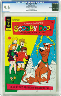 Scooby Doo File Copies CGC Group (Gold Key, 1971-75). With copies as nice as 9.6 included, this is a lot we'd love to sp...