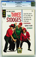 """Silver Age (1956-1969):Humor, Three Stooges File Copies CGC Group (Gold Key, 1965-71). Hey Moe, all issues in this group are CGC 9.0 and certified with """"o... (Total: 21 Comic Books)"""