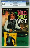 Silver Age (1956-1969):Western, Wild, Wild West File Copies CGC Group (Gold Key, 1966-69). This isthe full run of the TV tie-in series. All issues are cert...(Total: 7 Comic Books)