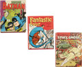 Silver Age (1956-1969):Miscellaneous, Big Little Book File Copies Group (Whitman, 1958-69) Condition: Average VF/NM. Two batches of Whitman file copy Big Little... (Total: 20 Items)