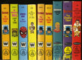 Bronze Age (1970-1979):Miscellaneous, Big Little Book File Copies Group (Whitman, 1968-80) Condition:Average NM-. These unopened specimens of superhero Big Littl...(Total: 9)