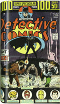 Bronze Age (1970-1979):Superhero, Detective Comics #411-455 Group (DC, 1971-76). Lots of 100-PageSuper Spectaculars (eight, to be exact) are a highlight of t...(Total: 3)