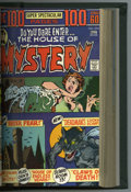 Bronze Age (1970-1979):Horror, House of Mystery #201-235 Bound Volumes (DC, 1972-75). These twohardcover volumes contain trimmed and bound copies of #201-...(Total: 2)
