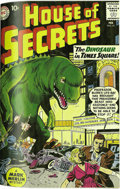 "Silver Age (1956-1969):Mystery, House of Secrets #41-60 and 101-120 Bound Volumes (DC, 1961-74).These two bound volumes take you from the ""Mark Merlin era""...(Total: 2)"