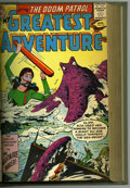 Silver Age (1956-1969):Adventure, My Greatest Adventure #80-85 and Doom Patrol #86-121 Bound Volumes (DC, 1963-68). The entire Silver Age Doom Patrol saga is ... (Total: 3)