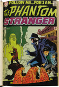 Bronze Age (1970-1979):Horror, Phantom Stranger #1-32 Bound Volumes (DC, 1969-74). Trimmed andbound copies of #1-32 in two black hardcover volumes. Titles...(Total: 2)