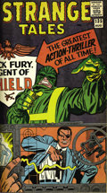 Silver Age (1956-1969):Superhero, Strange Tales #135-166 and Nick Fury Agent of S.H.I.E.L.D. #1-15 Bound Volumes (Marvel, 1965-69). These comics take you from... (Total: 3)