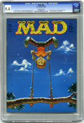 Magazines:Mad, Mad #58 (EC, 1960) CGC NM 9.4 Off-white pages. Kelly Freas cover. Joe Orlando back cover. Mort Drucker, Dave Berg, Wally Woo...