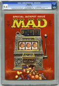 Magazines:Mad, Mad #64 Gaines File pedigree (EC, 1961) CGC NM 9.4 Off-white towhite pages. Kelly Freas cover. Wally Wood, Jack Rickard, Da...