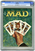 Magazines:Mad, Mad #69 (EC, 1962) CGC NM 9.4 Off-white to white pages....