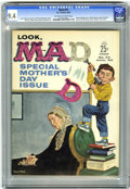 Magazines:Mad, Mad #79 (EC, 1963) CGC NM 9.4 Off-white to white pages. Mother'sDay cover by Norman Mingo parodies James McNeill Whistler's...