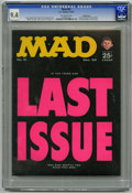 Magazines:Mad, Mad #91 Pacific Coast pedigree (EC, 1964) CGC NM 9.4 Off-whitepages. Don Martin, Mort Drucker, Al Jaffee, Dave Berg, and Jo...