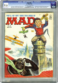 Magazines:Mad, Mad #94 (EC, 1965) CGC NM+ 9.6 Off-white to white pages. A KingKong cover by Norman Mingo is just the beginning-- inside, t...