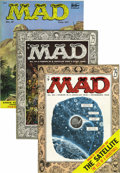 Magazines:Mad, Mad Box Lot (EC, 1955-70). Most of the first fifteen years of the magazine-sized Mad are to be found in this box lot, an...