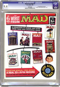 "Magazines:Mad, Worst From Mad #6 UK Edition - Gaines File pedigree (EC, 1963) CGCNM 9.4 White pages. This issue includes the ""Fink Along W..."