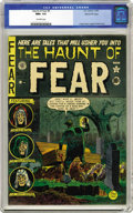 Golden Age (1938-1955):Horror, Haunt of Fear #5 Gaines File pedigree 3/9 (EC, 1951) CGC NM+ 9.6Off-white pages. In the EC universe, the occupant of a coff...